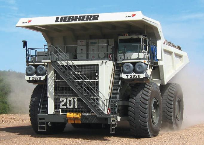 Biggest Truck In The World >> 5 Biggest Truck Mine In The World Amtiss Heavy Equipment And