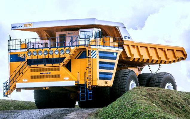 5 Biggest Truck Mine In The World