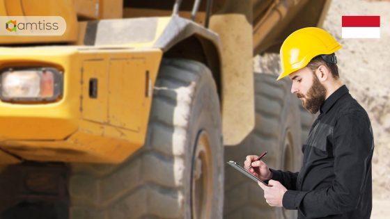 optimalisasi laporan inspeksi alat berat tambang