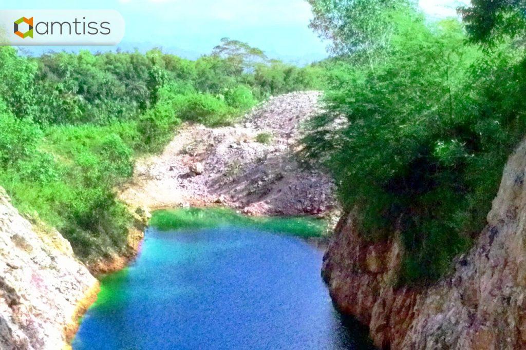 Bukit & Danau Puthuk Krebet Tulungagung