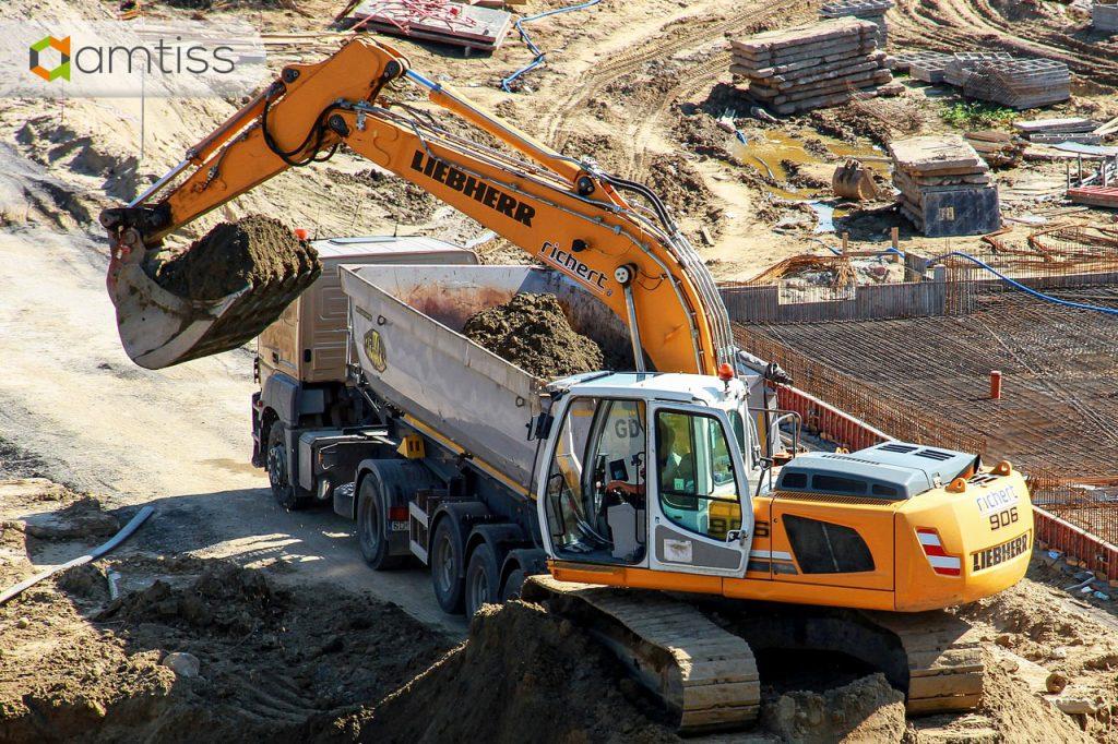 Excavator Liebherr