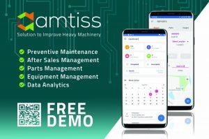 amtiss mobile app free demo